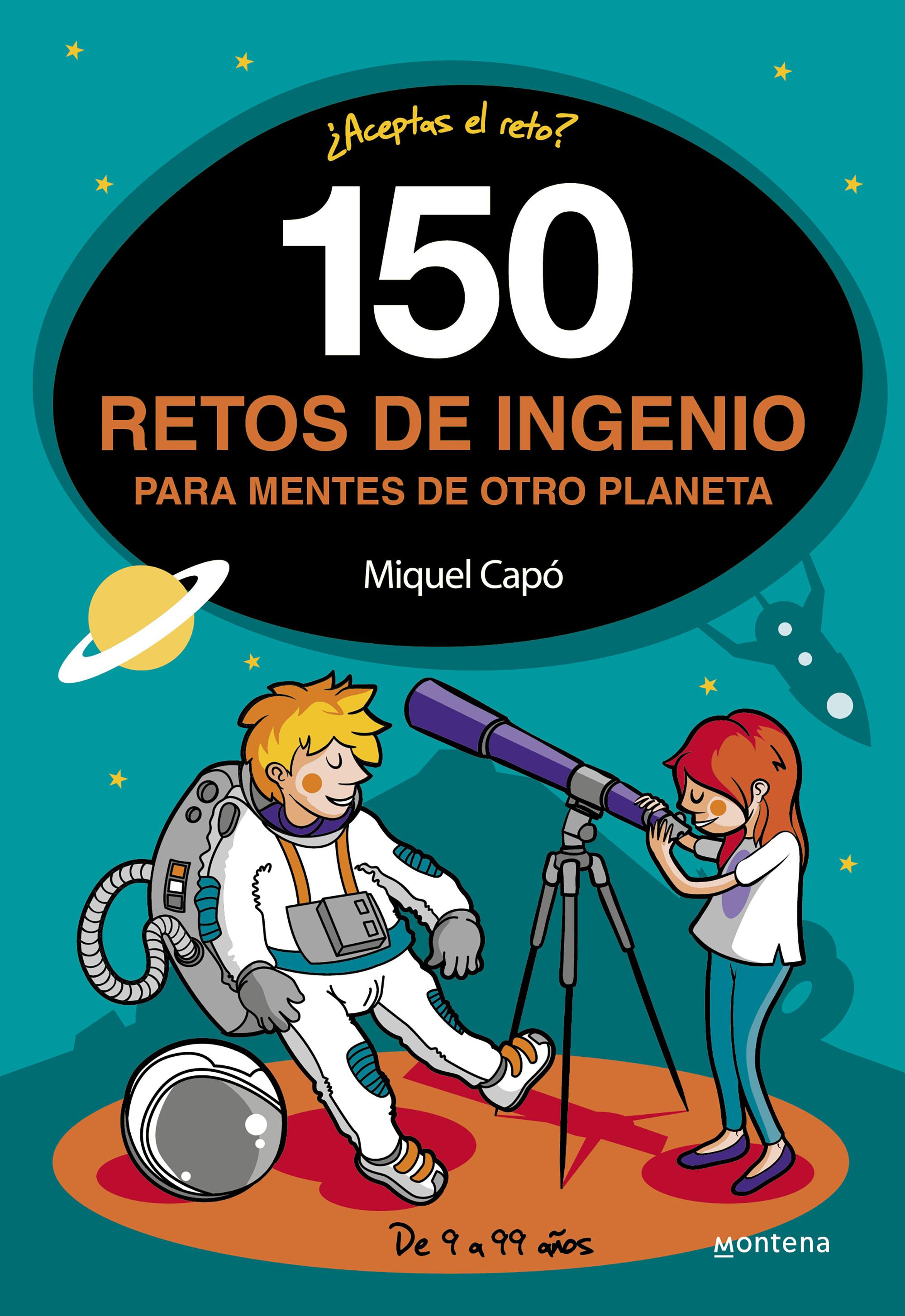 150 enigmas y retos de ingenio