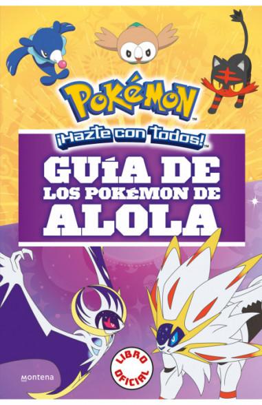 Guía de los pokémon de Alola...