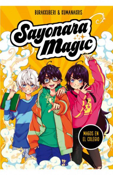 Sayonara Magic 1 Magos en el colegio...