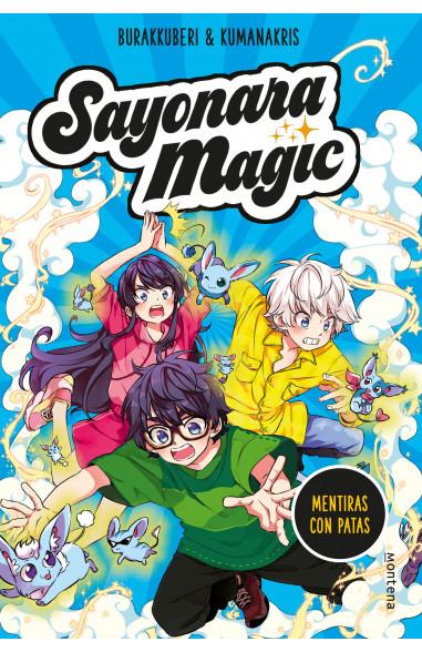 Sayonara Magic 3. Mentiras con patas...