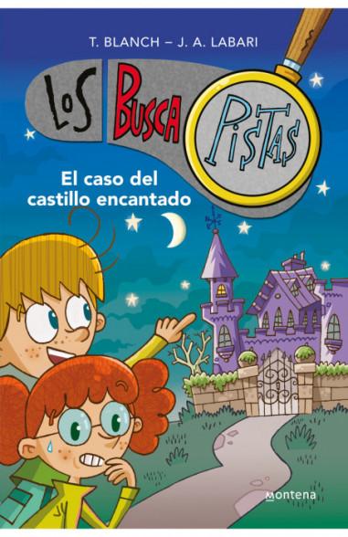 El caso del castillo encantado (Serie...