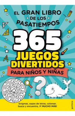 365 Juegos divertidos para...