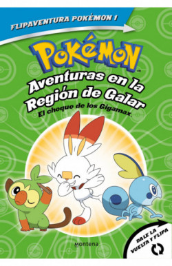 Pokémon. Aventuras en la Región Galar. El choque de los Gigamax + Aventuras en la Región Alola. El combate por el crista