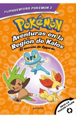 Pokémon. Aventuras en la Región Kalos. El secreto de Zygarde + Aventuras en la Región Teselia. Una verdad legendaria. (F