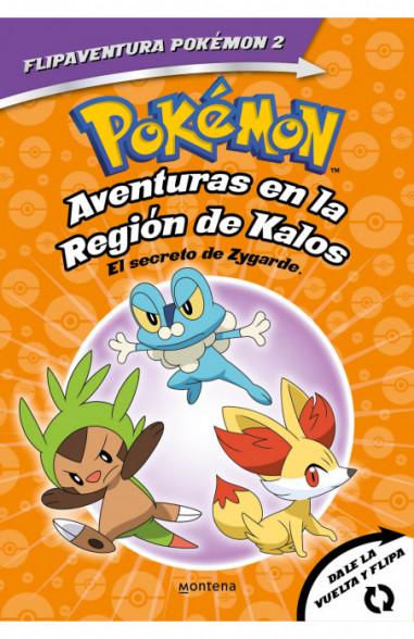 Pokémon. Aventuras en la Región...