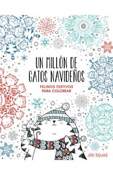 Un millón de gatos navideños: felinos...