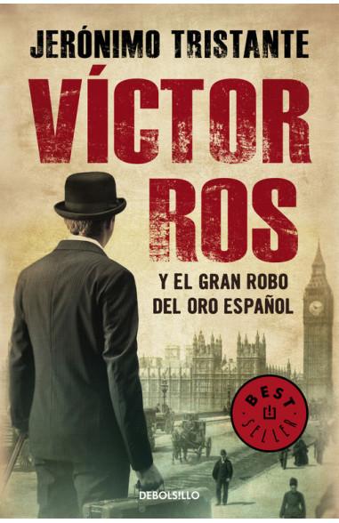 Víctor Ros y el gran robo del oro...