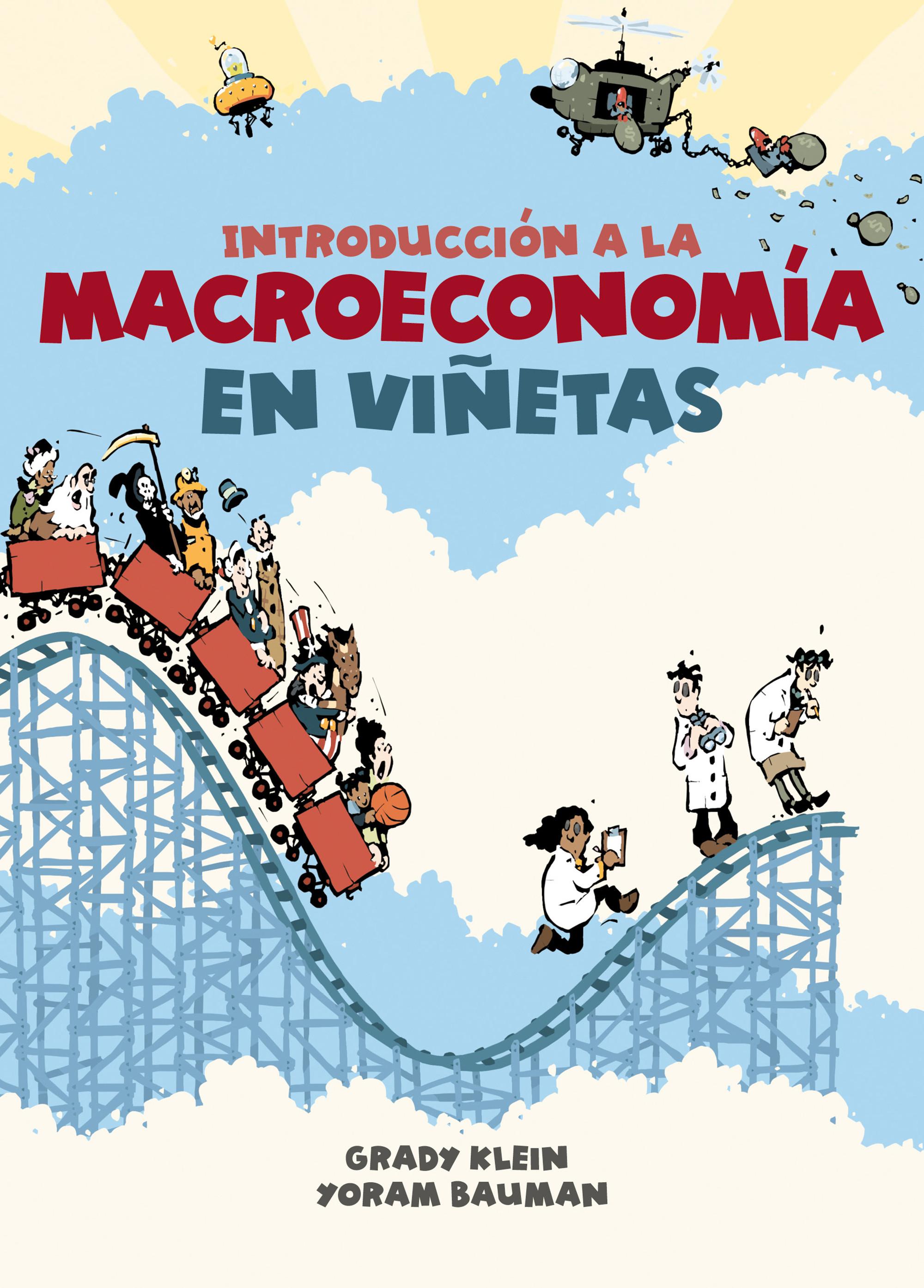 Introducción a la macroeconomía en viñetas