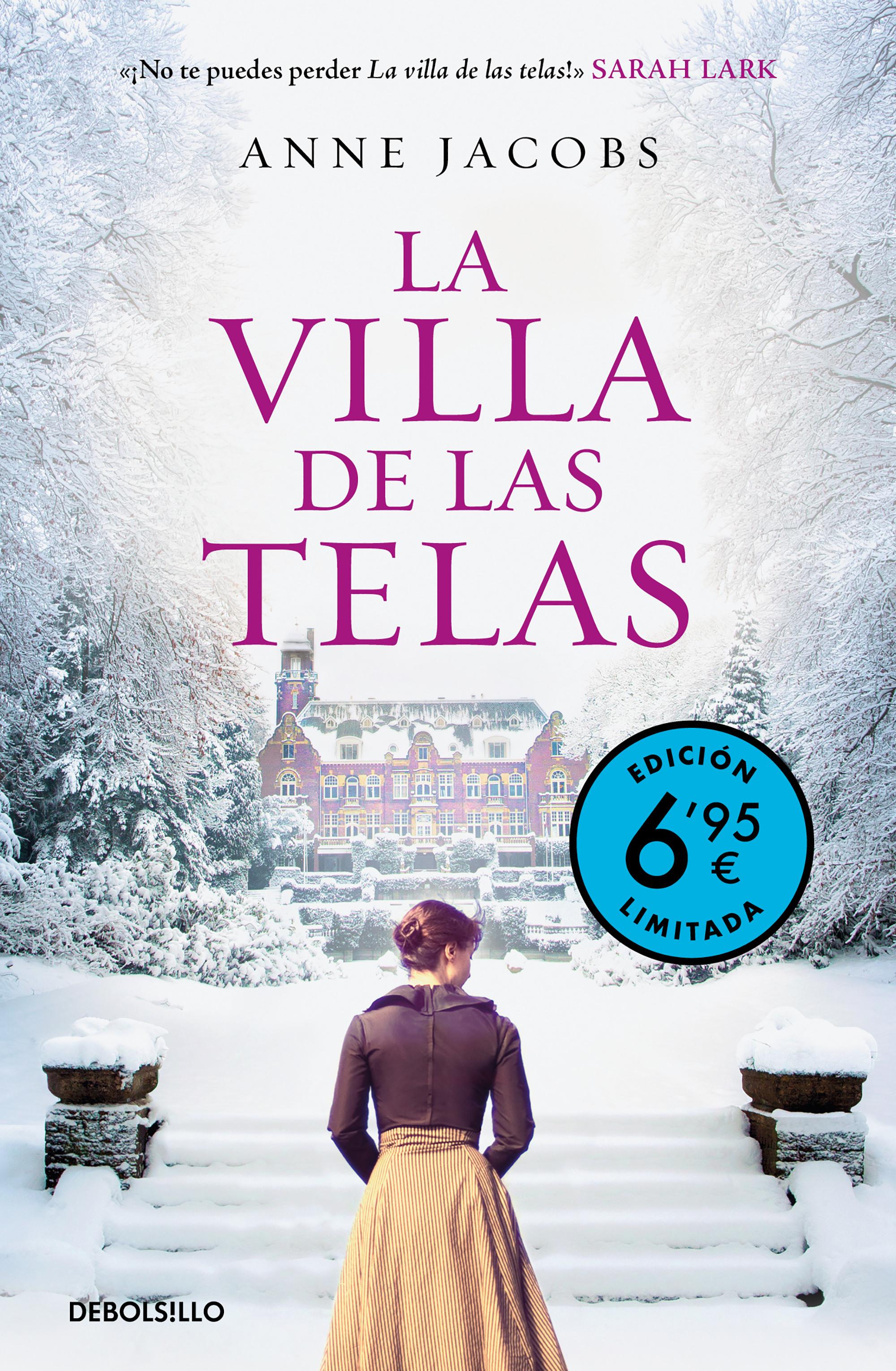 La villa de las telas (campaña verano -edición limitada a precio especial) (La villa de las telas 1)