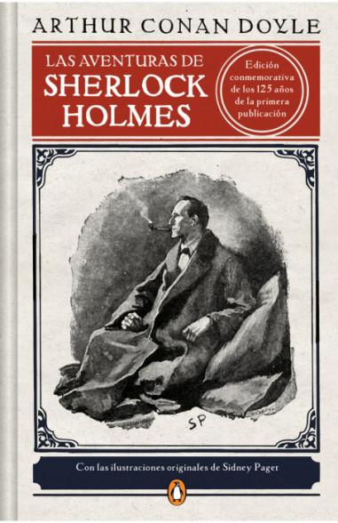 Las aventuras de Sherlock Holmes...