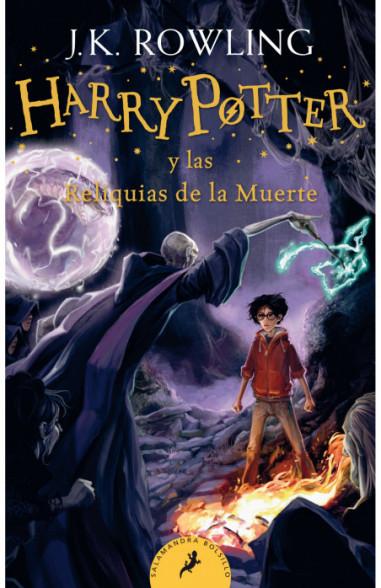 Harry Potter y las reliquias de la...