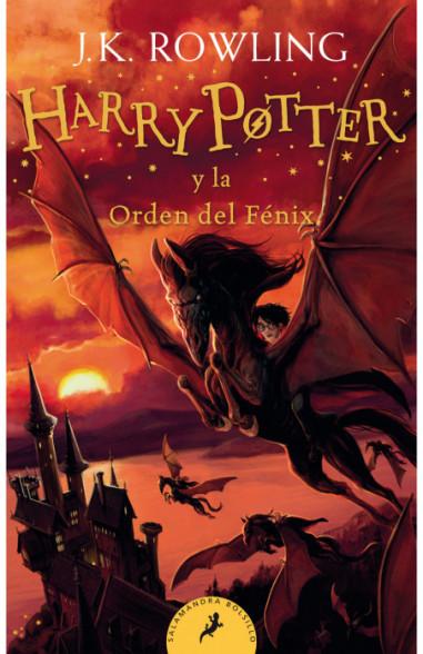 Harry Potter y la Orden del Fénix...