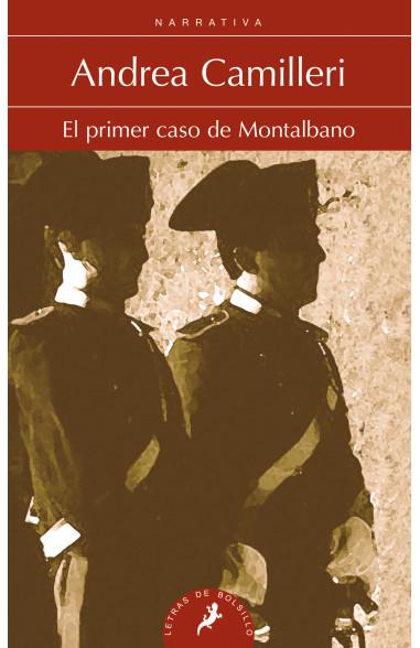 El primer caso de Montalbano...