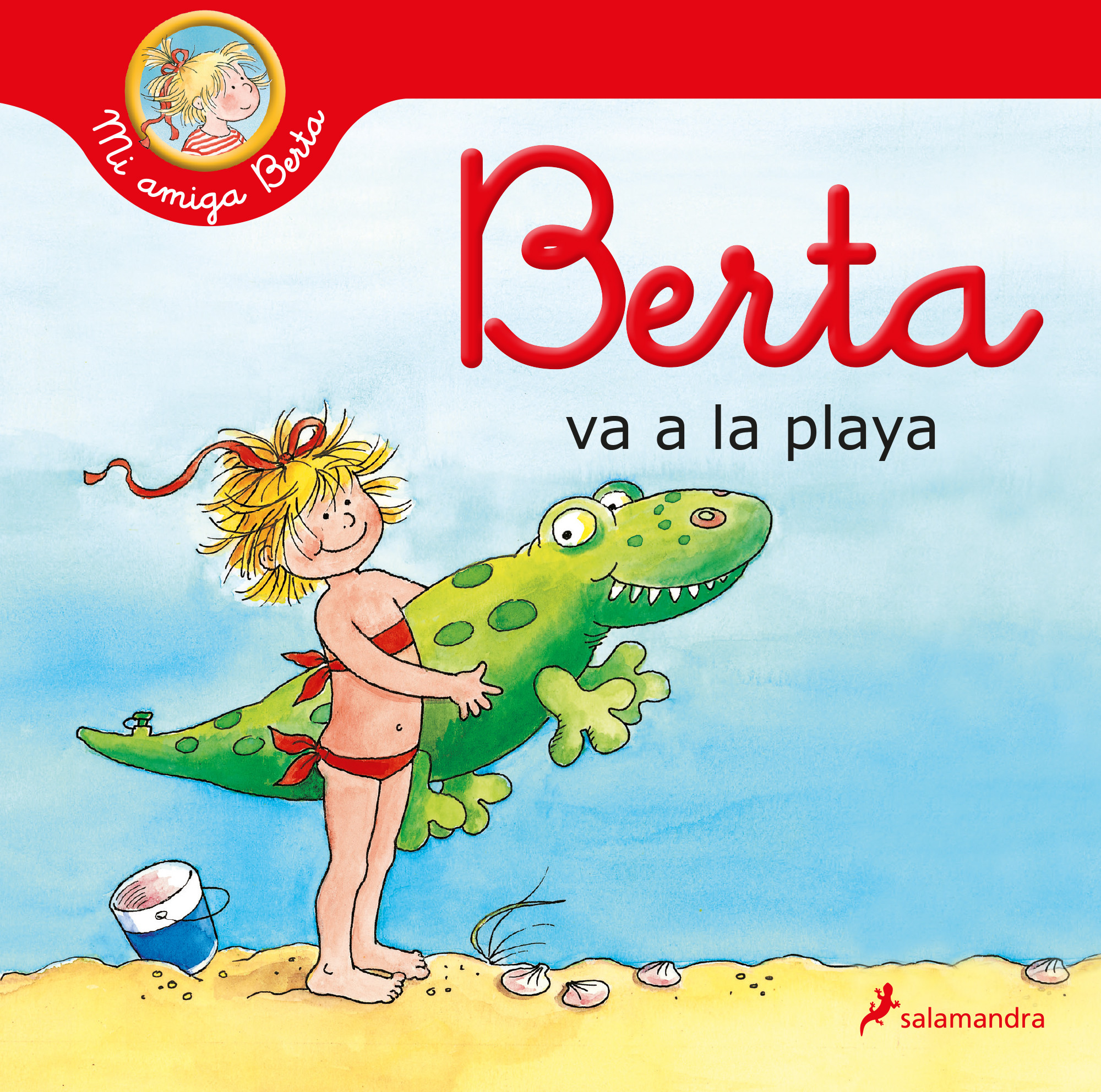 Berta va a la playa (Mi amiga Berta)