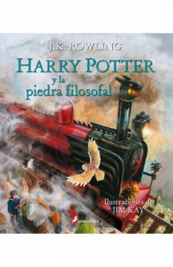 Harry Potter y la piedra filosofal (Harry Potter edición ilustrada 1)