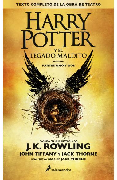 Harry Potter y el legado maldito...