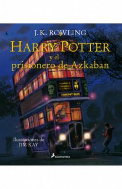 Harry Potter y el prisionero de Azkaban (Harry Potter edición ilustrada 3)