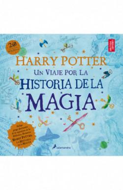 Un viaje por la historia de la magia (Harry Potter)