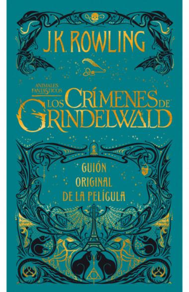 Los crímenes de Grindelwald. Guion...