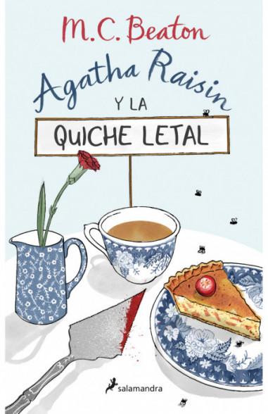 Agatha Raisin y la quiche letal...