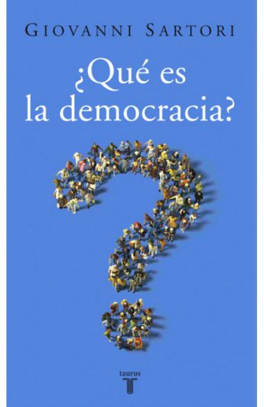 ¿Qué es la democracia?