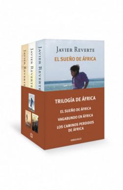 Trilogía de África (pack con: El sueño de África | Vagabundo en África | Los caminos perdidos de África)