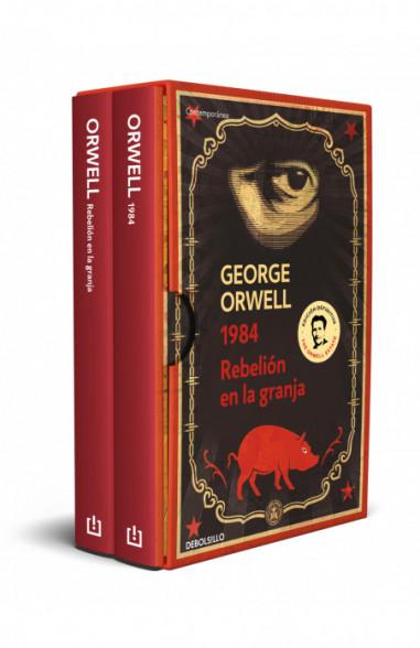 George Orwell (pack con las ediciones...
