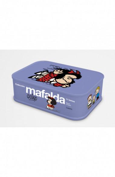 Colección Mafalda: 11 tomos en una...