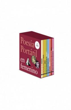 Poesía portátil en femenino...