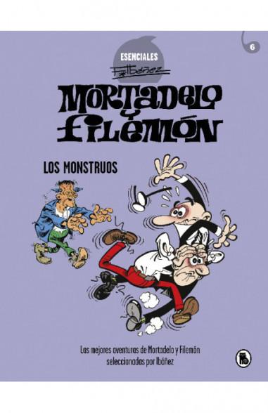 Mortadelo y Filemón. Los monstruos...