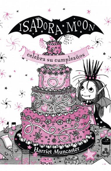 Isadora Moon celebra su cumpleaños....