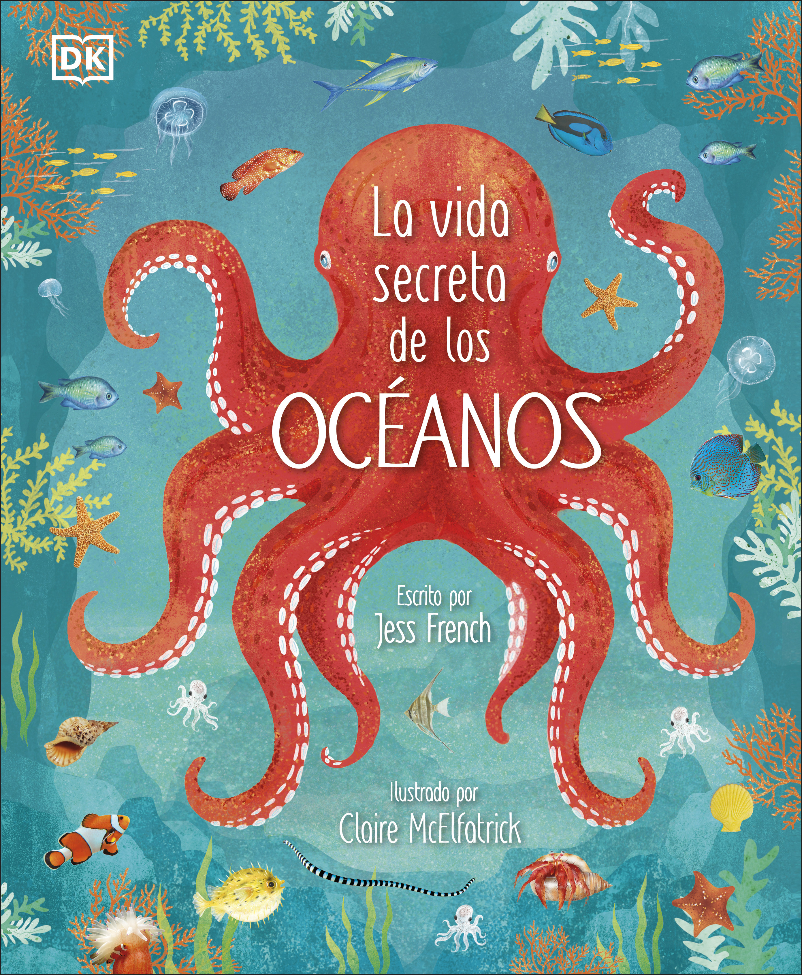 La vida secreta de los océanos