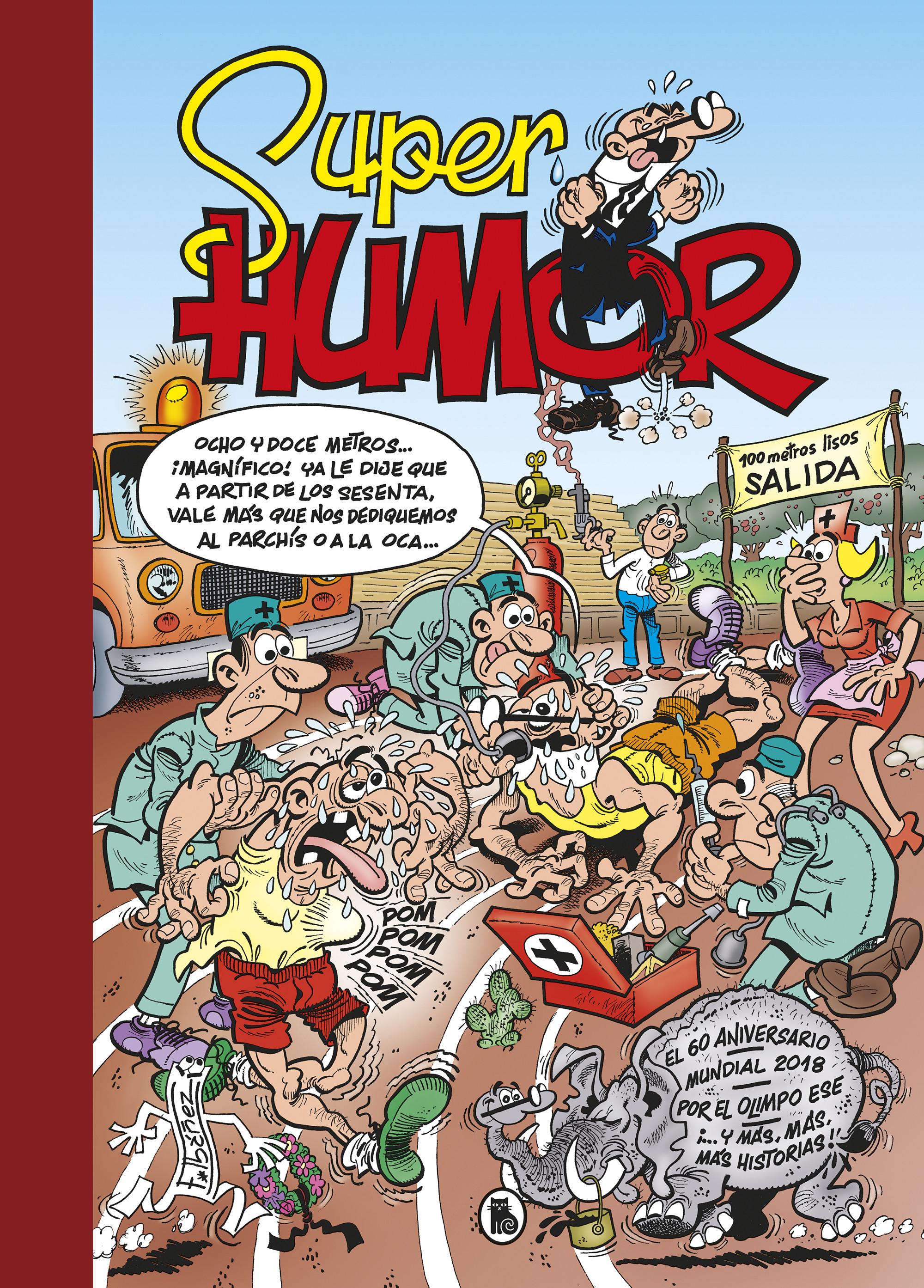 El 60º aniversario (Súper Humor Mortadelo 63)