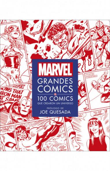 Marvel. Grandes Cómics
