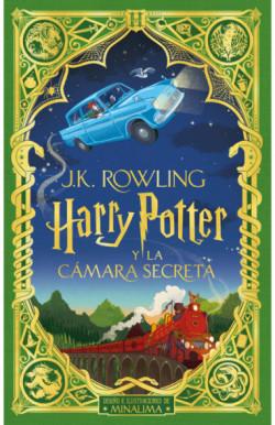 Harry Potter y la cámara secreta (Harry Potter edición MinaLima 2)