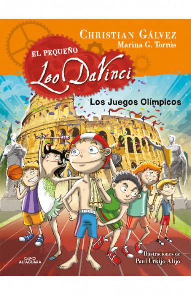 Los juegos olímpicos (El pequeño Leo...