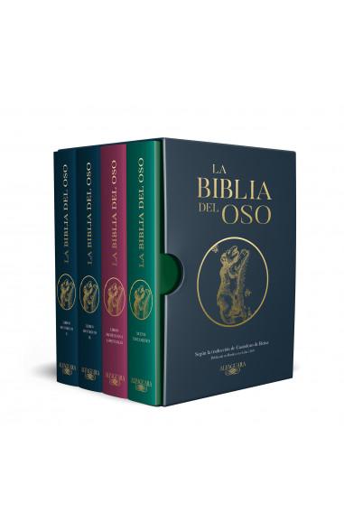 La Biblia del Oso (Libros históricos I | Libros históricos II | Libros proféticos y sapienciales | Nuevo testamento)