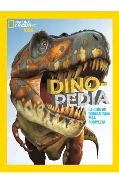 Dinopedia. La guía de dinosaurios más...