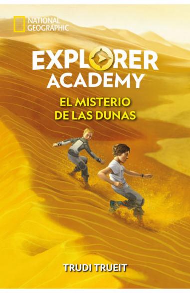 Explorer Academy 4. El misterio de...
