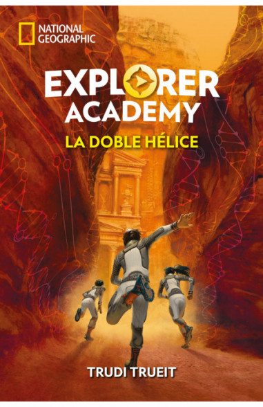 Explorer Academy 3. La doble hélice