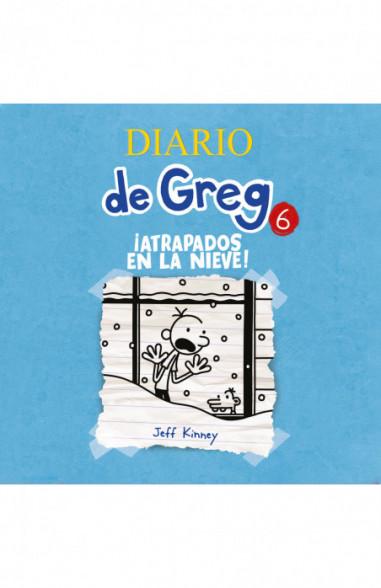 Diario de Greg 6. ¡Atrapados en la...