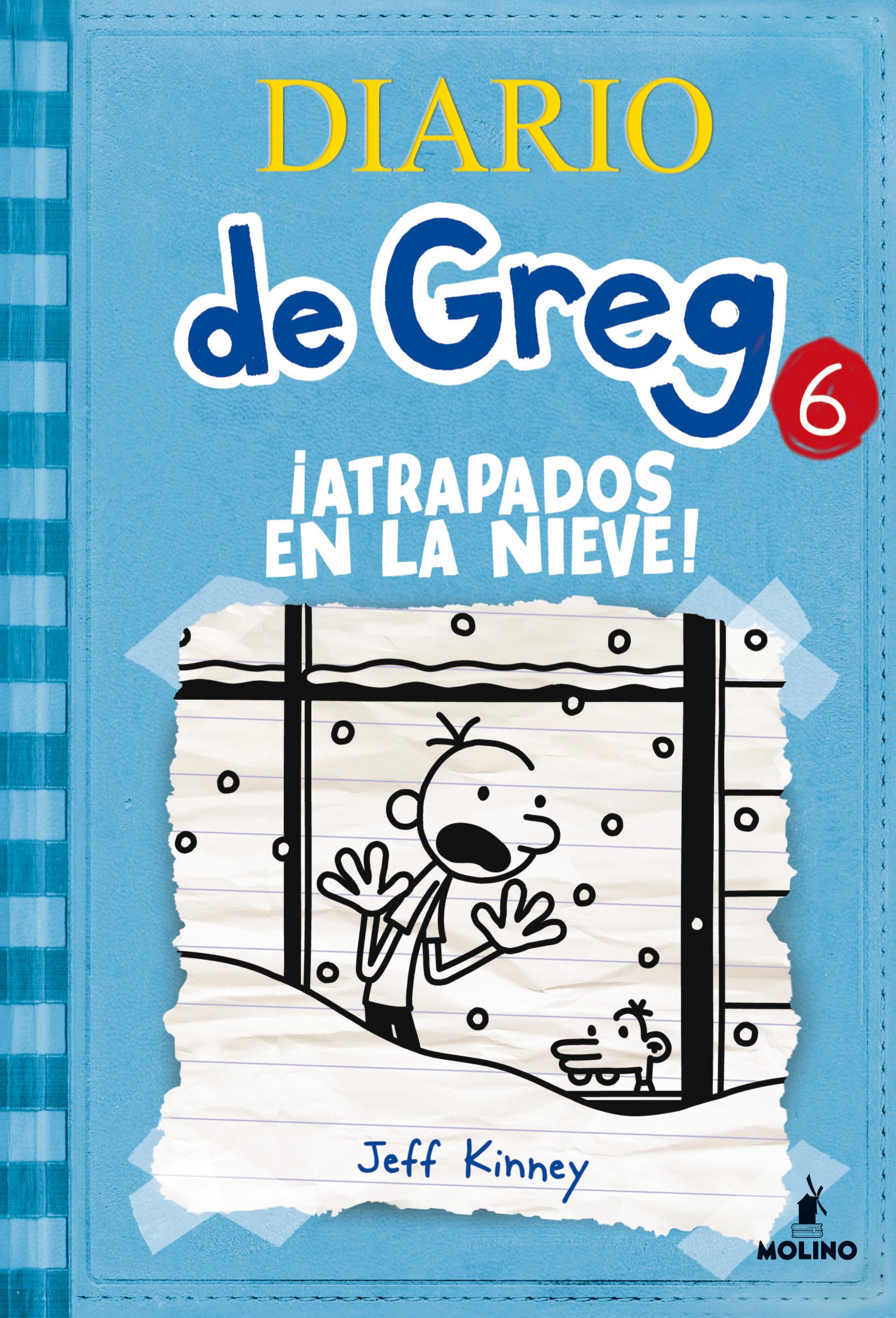 Diario de Greg 6. ¡Atrapados en la nieve!