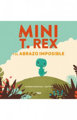 Mini T. Rex y el abrazo...