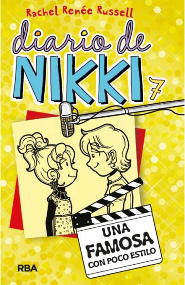 Diario de Nikki 7: Una famosa con...