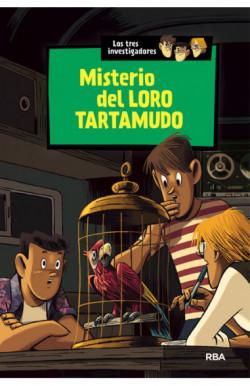 Misterio del loro tartamudo (Los tres investigadores 2)
