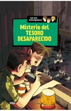 Misterio del tesoro desaparecido (Los tres investigadores 5)