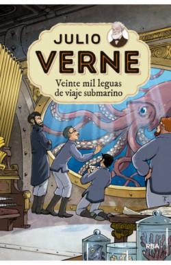 Julio Verne 4. Veinte mil...