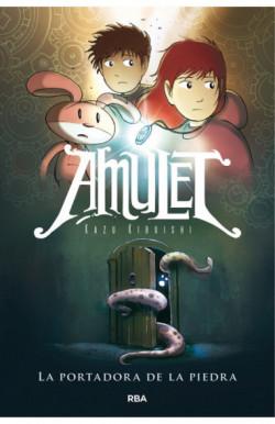Amulet 1. La portadora de...