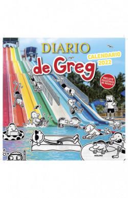 Calendario de Greg 2022