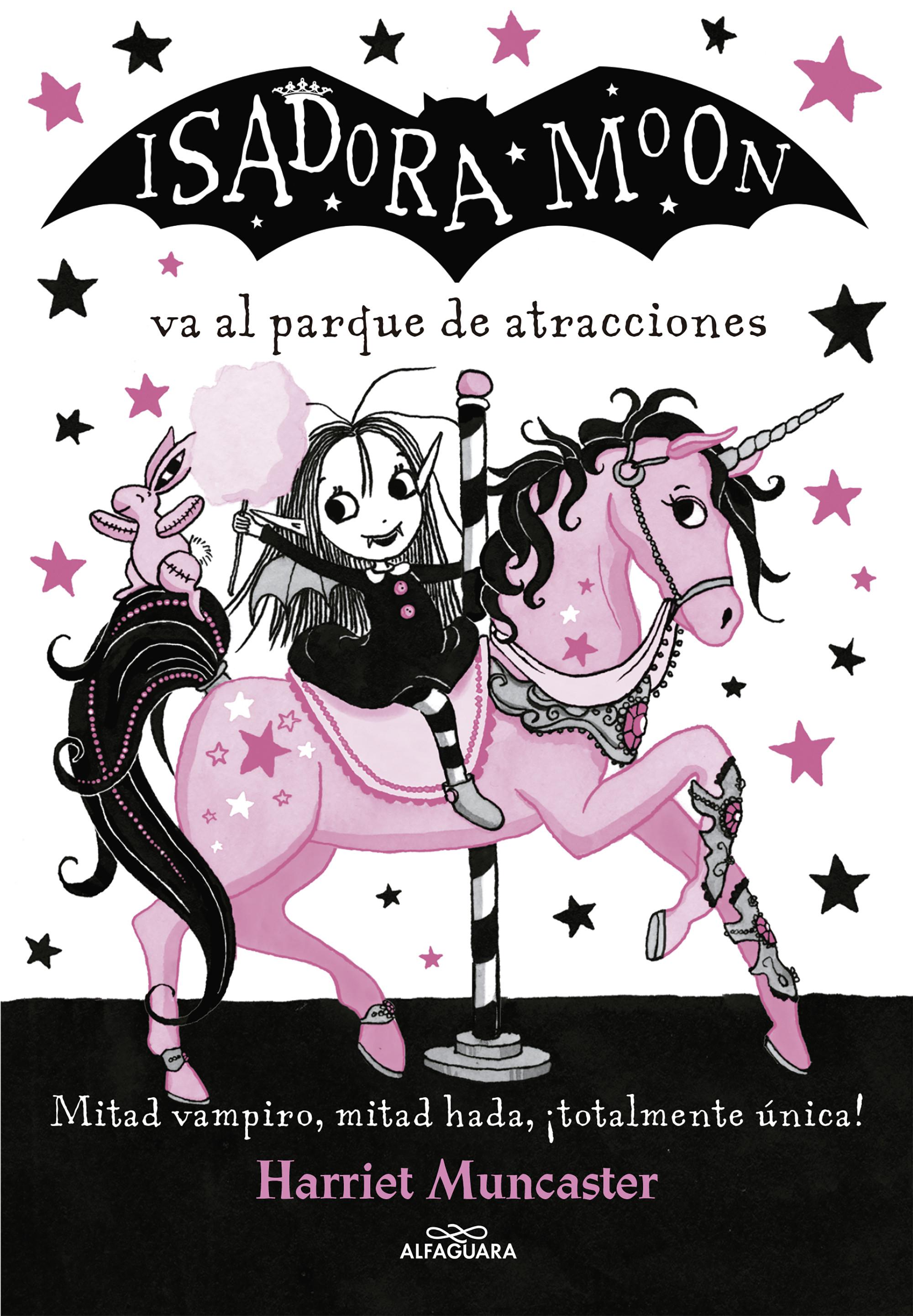 Isadora Moon va al parque de atracciones (Isadora Moon 7)